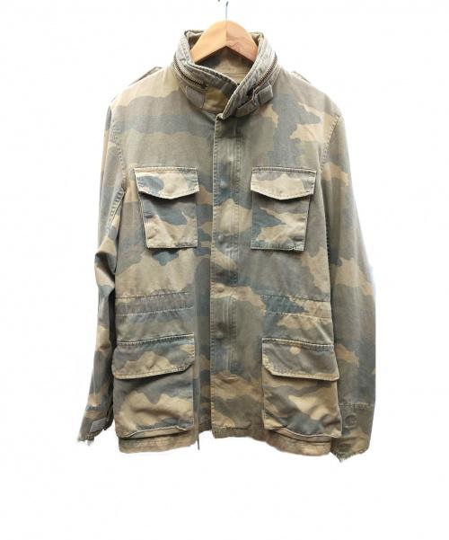 MARBLES(マーブルズ)MARBLES (マーブルズ) ミリタリージャケット サイズ:Sの古着・服飾アイテム