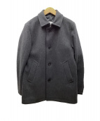MACKINTOSH PHILOSOPHY(マッキントッシュフィロソフィー)の古着「シングルPコート」|グレー