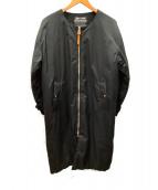THE LOFT LABO(ロフトラボ)の古着「ダウンコート」 ブラック