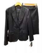 BURBERRY LONDON(バーバリーロンドン)の古着「フォーマルセットアップ」|ブラック