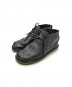 Trippen(トリッペン)の古着「ショートブーツ」|ブラック