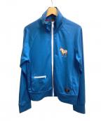 Paul Smith JEANS(ポールスミス ジーンズ)の古着「トラックジャケット」|ブルー