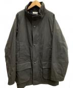 STEVEN ALAN(スティーブンアラン)の古着「OILD OX 2WAY HUNTER COAT」|グレー
