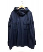 Engineered Garments(エンジニアードガーメンツ)の古着「カゴールシャツ」|インディゴ