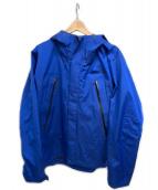 THE NORTH FACE(ザノースフェイス)の古着「ヒューズフォームマウンテンジャケット」|ブルー