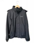 Jack Wolfskin(ジャックウルフスキン)の古着「3in1ジャケット」|ブラック