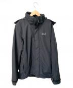 Jack Wolfskin(ジャック ウルフスキン)の古着「3in1ジャケット」 ブラック