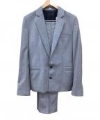 GUILLAUME LEMIEL(ギヨームルミエール)の古着「セットアップスーツ」|ライトグレー