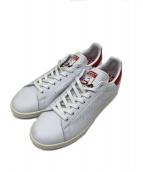 adidas originals(アディダスオリジナルス)の古着「スニーカー」|ホワイト×レッド