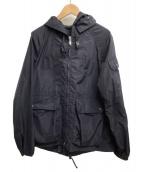 Engineered Garments(エンジニアードガーメンツ)の古着「ジップパーカー」 ネイビー