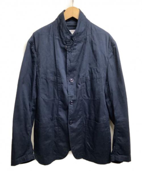 Engineered Garments(エンジニアードガーメンツ)Engineered Garments (エンジニアードガーメンツ) ワークジャケット ネイビー サイズ:Mサイズの古着・服飾アイテム
