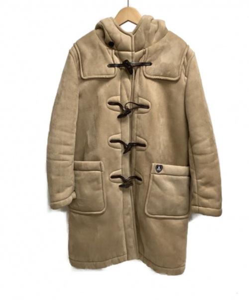 ORCIVAL(オーシバル)ORCIVAL (オーシバル) ダッフルコート ベージュ サイズ:SIZE1の古着・服飾アイテム