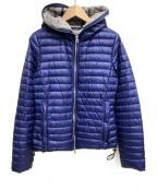 DEFECTIVE(ディフェクティブ)の古着「インナーダウンジャケット」|ブルー