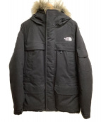 THE NORTH FACE(ザノースフェイス)の古着「マクマードパーカー」|ブラック