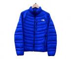 THE NORTH FACE(ザ ノース フェイス)の古着「サンダージャケット」|ブルー