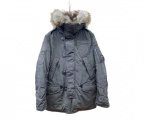 AVIREX(アヴィレックス)の古着「N-3Bジャケット」|カーキ