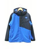 THE NORTH FACE(ザノースフェイス)の古着「3WAYジャケット」|ネイビー×ブルー