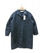 MARNI(マルニ)の古着「スプリングコート」|ネイビー