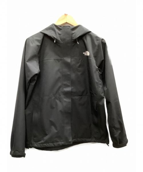 THE NORTH FACE(ザ ノース フェイス)THE NORTH FACE (ザ ノース フェイス) クラウドジャケット ブラック サイズ:Mの古着・服飾アイテム