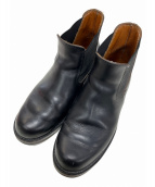 Danner(ダナー)の古着「サイドゴアブーツ」|ブラック