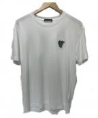 GIANNI VERSACE(ジャンニヴェルサーチ)の古着「半袖カットソー」|ホワイト