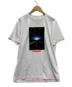 MARCELO BURLON(マルセロバーロン)の古着「HIGHWAY Tシャツ」|ホワイト