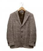 GABO(ガボ)の古着「3Bジャケット」 ベージュ