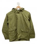 GRIP SWANY(グリップスワニー)の古着「プルオーバージャケット」 オリーブ