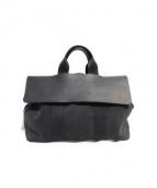 HERMES(エルメス)の古着「ヴァルパライソMM/トートバッグ」|ブラック