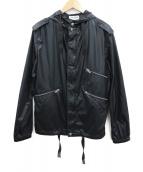 Saint Laurent Paris(サンローランパリ)の古着「ウインドブレーカー」 ブラック