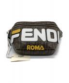 FENDI(フェンディ)の古着「ボディーバッグ」|ブラウン