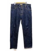 DESCENDANT(ディセンダント)の古着「デニムパンツ」|インディゴ