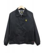 WTAPS(ダブルタップス)の古着「ハリントンジャケット」|ブラック