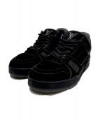 LOUIS VUITTON(ルイヴィトン)の古着「スニーカー」|ブラック
