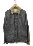 ()の古着「ジップジャケット」|グレー