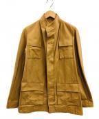 BALENCIAGA(バレンシアガ)の古着「コート」|ブラウン