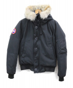 CANADA GOOSE(カナダグース)の古着「ジャスパー・ダウンジャケット」|ブラック