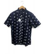 SOPHNET.(ソフネット)の古着「半袖シャツ」|ネイビー
