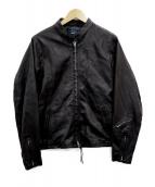 glamb(グラム)の古着「シングルレザージャケット」 ブラック