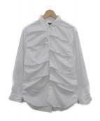 COMME des GARCONS HommePlus(コムデギャルソンオムプリュス)の古着「長袖シャツ」|ホワイト