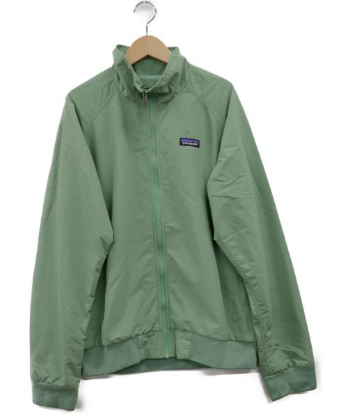 Patagonia(パタゴニア)Patagonia (パタゴニア) バギーズジャケット グリーン サイズ:Mの古着・服飾アイテム