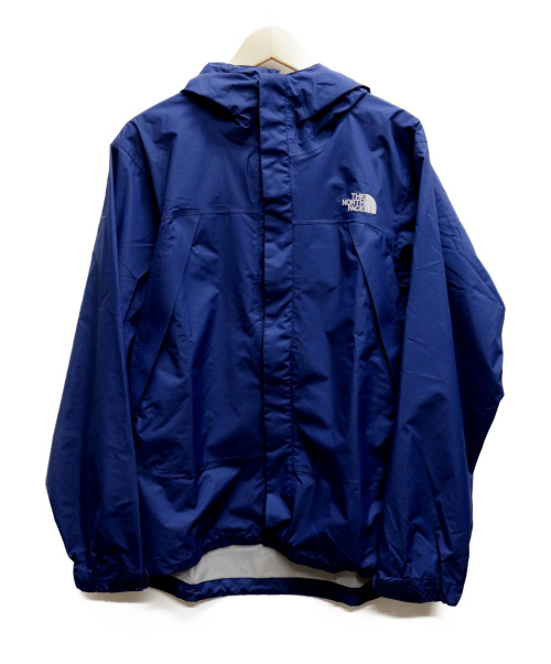 THE NORTH FACE(ザ ノース フェイス)THE NORTH FACE (ザノースフェイス) ドットショットジャケット ネイビー サイズ:Mの古着・服飾アイテム