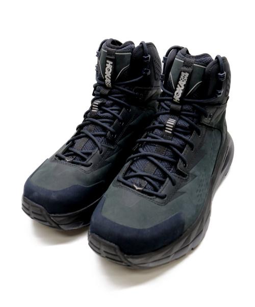 HOKAONEONE(ホカ オネオネ)HOKAONEONE (ホカオネオネ) トレッキングブーツ ブラック サイズ:26.5 MKAHAGTXの古着・服飾アイテム