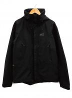 MILLET()の古着「アウトドアジャケット」|ブラック