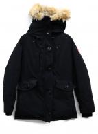 CANADA GOOSE(カナダグース)の古着「CHARLOTTE PARKA」|ブラック