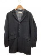 vainl archive(ヴァイナルアーカイブ)の古着「ロングジャケット」|ブラック