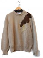 CELINE(セリーヌ)の古着「ニット」|ブラウン