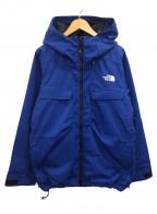 THE NORTH FACE(ザ ノース フェイス)の古着「フォーラベルトリクラメイトジャケット」|ブルー