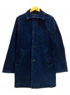 BLUE BLUE(ブルーブルー)の古着「コーデュロイジャケット」|ブルー