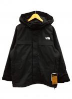 THE NORTH FACE(ザ ノース フェイス)の古着「バンケッジジャケット」|ブラック